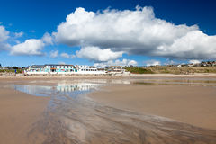 Praa Sands Cornwall England Royalty Free Stock Images