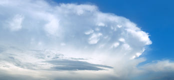 Dramatic Storm Clouds Royalty Free Stock Image