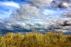 Dramatic stormy sky Royalty Free Stock Image