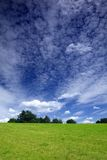 Dramatic Summer Sky Royalty Free Stock Photo