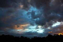 Free Dramatic Sunset Stock Image - 30217451