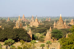 Bagan Temples Stock Images