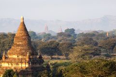 Bagan Temples Royalty Free Stock Photos