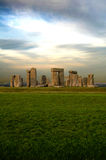 Dramatic view of Stonehenge Royalty Free Stock Image