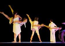Dramatical performance  Royalty Free Stock Photo