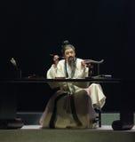 """Dramaticus Tang Xianzu - jiangxi opera""""four dromen van linchuan† Royalty-vrije Stock Afbeeldingen"""