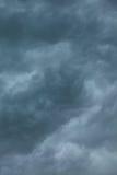 Dramatische Cloudscape Stormachtige wolken op de hemel Royalty-vrije Stock Foto