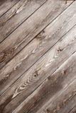 Dramatische Rustieke Diagonale Houten Planken Royalty-vrije Stock Afbeelding