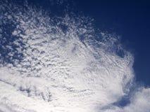 dramatisk sky Royaltyfri Foto