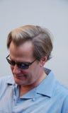 Dramaturge, théâtre et star de cinéma Jeff Daniels Images libres de droits