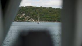 Dramatyczna scena morze zbiory wideo