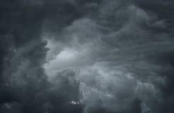 dramatyczne niebo Obraz Stock