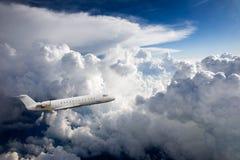 Drame de ciel photo stock