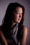 Dramma di un teenager fotografia stock libera da diritti