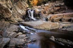 Dranesville区公园, Little Falls 库存照片