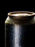 Drank in bank de behandelde dauw Royalty-vrije Stock Afbeeldingen