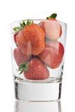 Drank in de voeding Royalty-vrije Stock Afbeelding