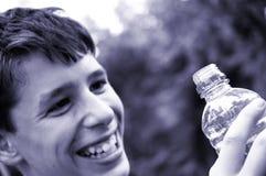 Drank van de zomer royalty-vrije stock afbeelding