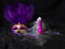 Drankjes en Magisch Royalty-vrije Stock Afbeeldingen
