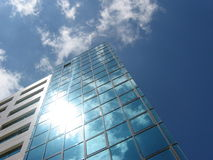 drapacz chmur Obraz Stock