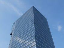 Drapacz chmur, nowożytny biuro, w centrum centrum biznesu zdjęcia stock