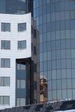 drapacz chmur nowożytny okno Zdjęcie Stock