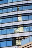 Drapacz chmur szczegóły   Zdjęcia Stock