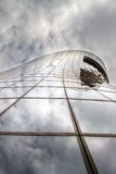 Drapacz chmur szkło i metal target1895_1_ wielo- kondygnacja Zdjęcie Royalty Free