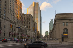 drapacz chmur Toronto Zdjęcia Stock