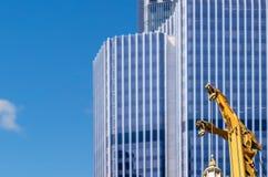 Drapacza chmur budynku fotografia obraz royalty free