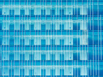 Drapacza chmur Windows abstrakt Zdjęcie Royalty Free