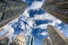 Drapacze chmur Obraz Stock