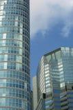 Drapacze chmur w Tokio fotografia stock