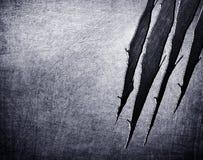 drapający tło metal Obrazy Stock