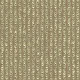 drape petit d'or Photo libre de droits