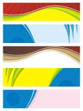 drapeau Image stock