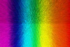 Drapeau abstrait du LGBT illustration de vecteur