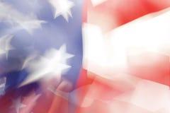 Drapeau américain Images libres de droits