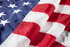 Drapeau américain pour ce quatrième de juillet Photo stock