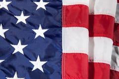 Drapeau américain pour ce quatrième de juillet Photographie stock libre de droits