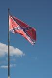 Drapeau confédéré américain photographie stock libre de droits