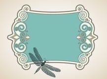 Drapeau décoratif illustration de vecteur