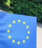 Drapeau d'UE Photos stock