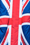 Drapeau d'Union Jack Photo stock