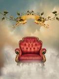 Drapeau décoratif Image stock