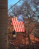 Drapeau de Harvard Image libre de droits