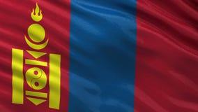 drapeau de la mongolie