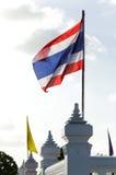 Drapeau de la Thaïlande Photo libre de droits