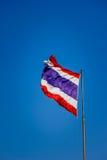 Drapeau de la Thaïlande Photos libres de droits