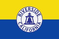 Drapeau de rive en Californie, Etats-Unis illustration libre de droits